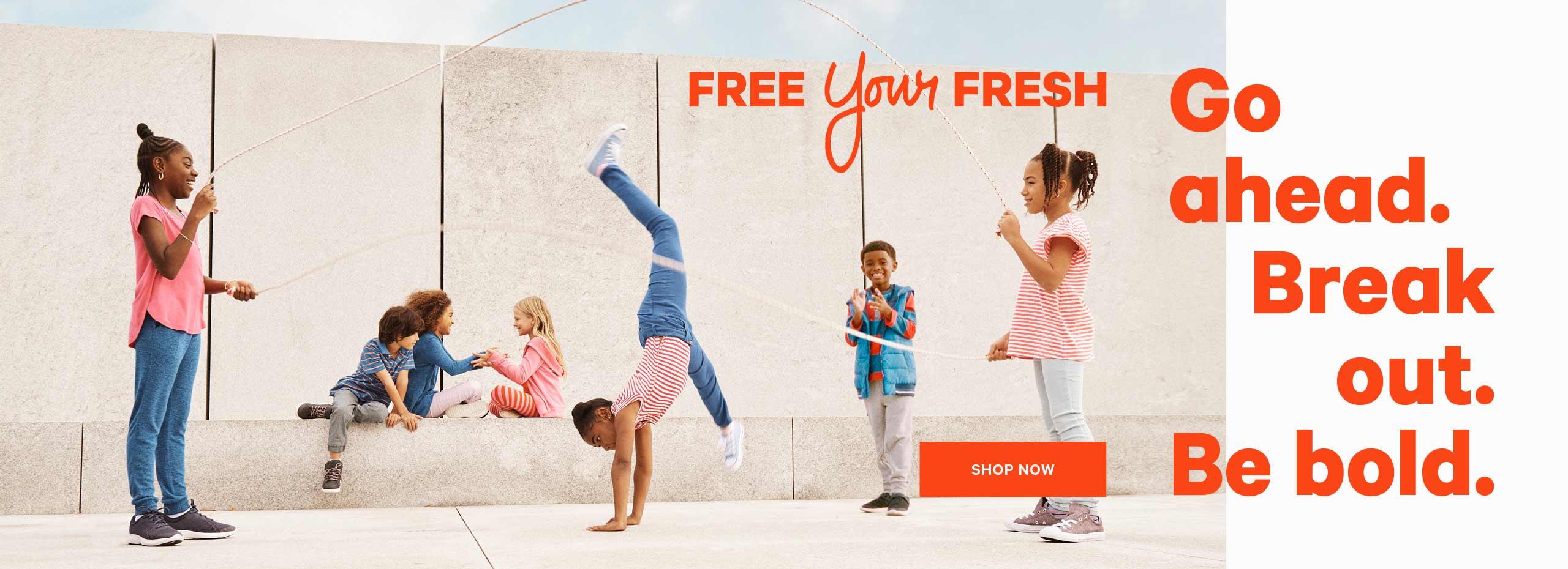 Joe Fresh: Stylish Women's, Men's, & Kids' Clothing