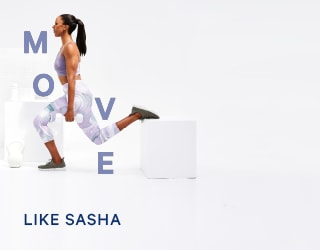 Get moving in new training essentials loved by @sashaexeter.